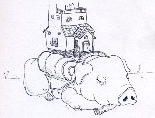 2013-03-23_housepig-sleeping