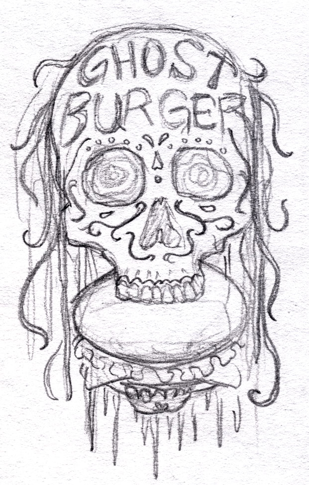 Ghost Burger - image 4 - student project