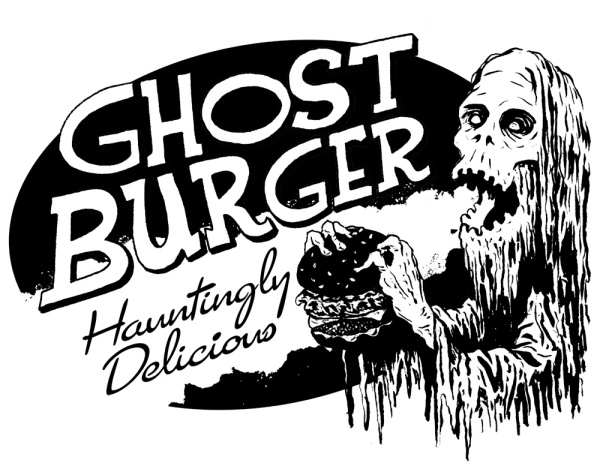 Ghost Burger - image 5 - student project