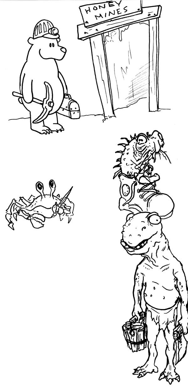 2013-07-18-19_creature-doodles
